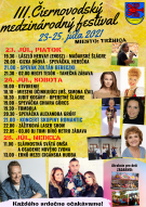 III. Čiernovodský medzinárodný festival - III. Feketenyéki Nemzetközi Fesztivál 1